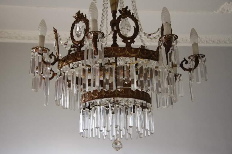 Lampade Cristallo Di Boemia : Come arredare casa con un lampadario in cristallo di boemia