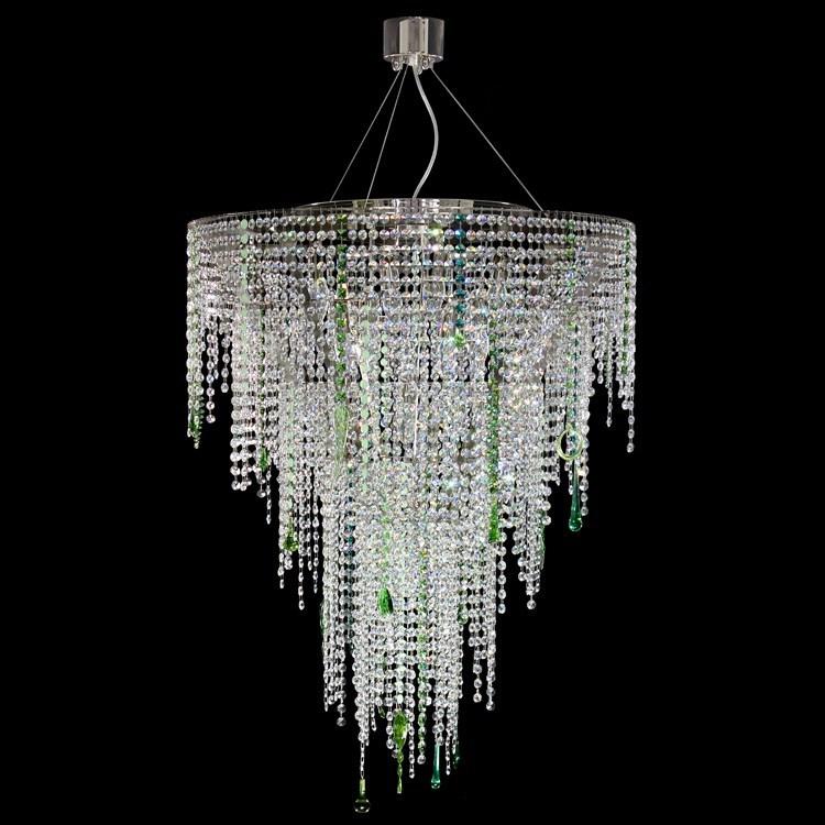 Lampadari di cristallo preziosi come gioielli lampadari for Mondo convenienza lampadari