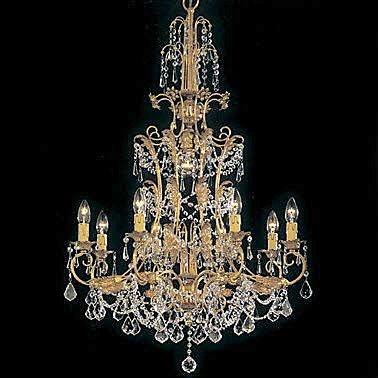 Il lampadario in stile: Prearo - LAMPADARI CRISTALLO