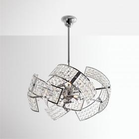 lampadario-sospensione-olux-illuminazione-diamante-trasparente
