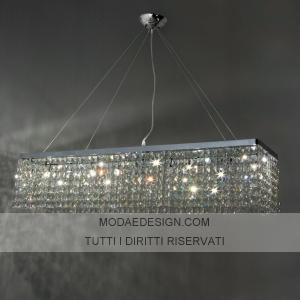 albani lampadari : Lampadari cristallo moderni , Lampadari cristallo Romantici