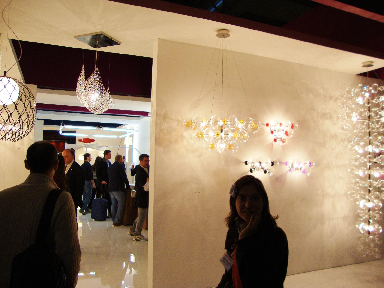marchetti lampadari : EUROLUCE 2011: i lampadari di cristallo Marchetti Illuminazione fanno ...
