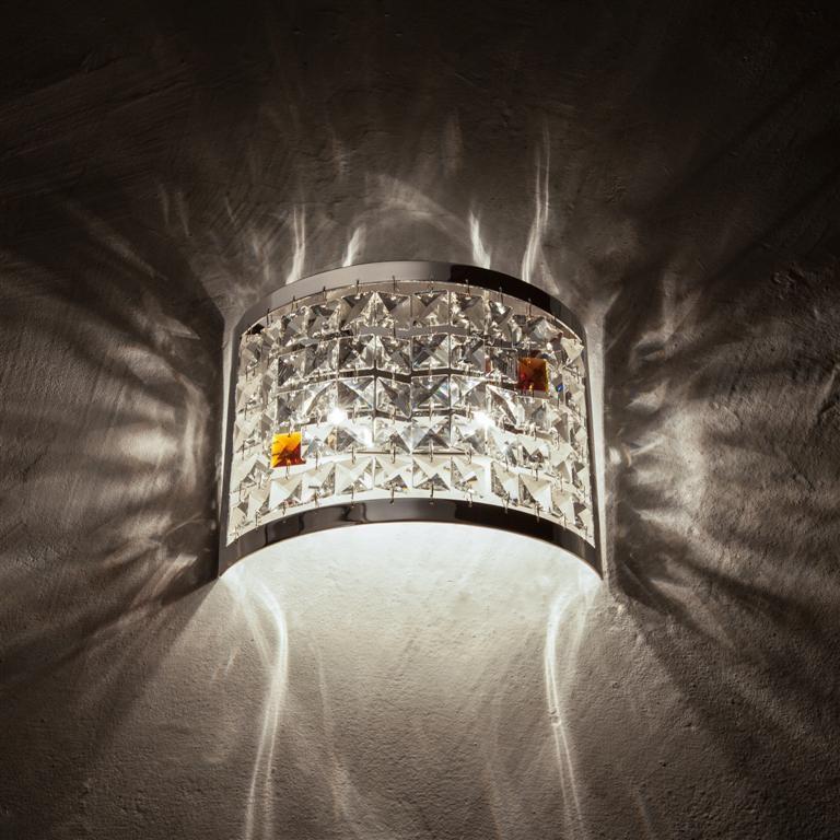 lampadari romantici : Perche scegliere un lampadario in cristallo?