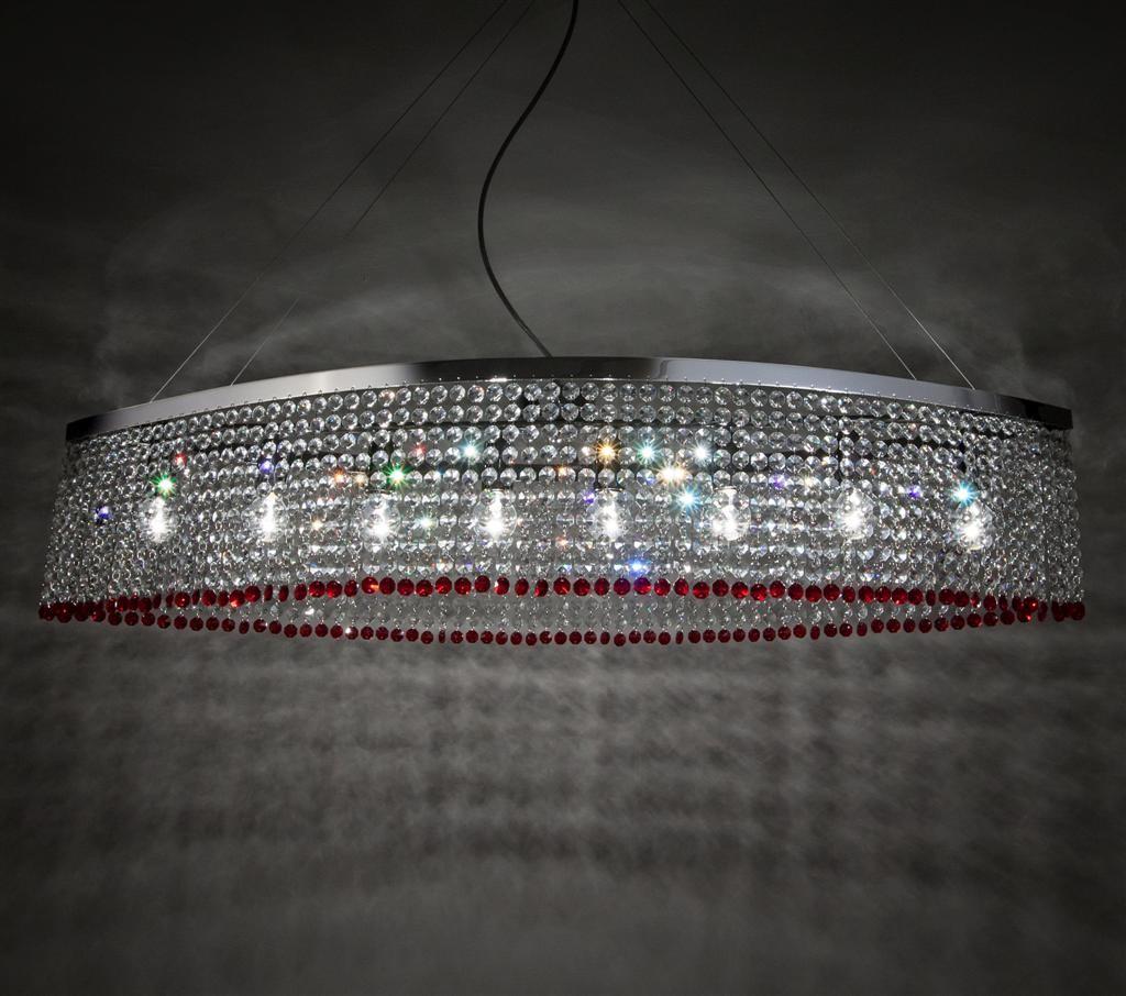 LAMPADARI CRISTALLO   Le proposte di lampadari cristallo -> Lampadari Moderni Di Tendenza